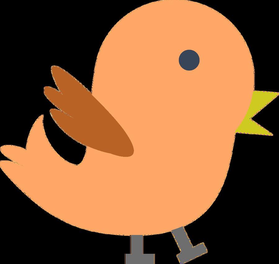 900x851 Baby Bird Clipart