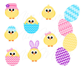 340x270 Easter Clipart Baby Chick
