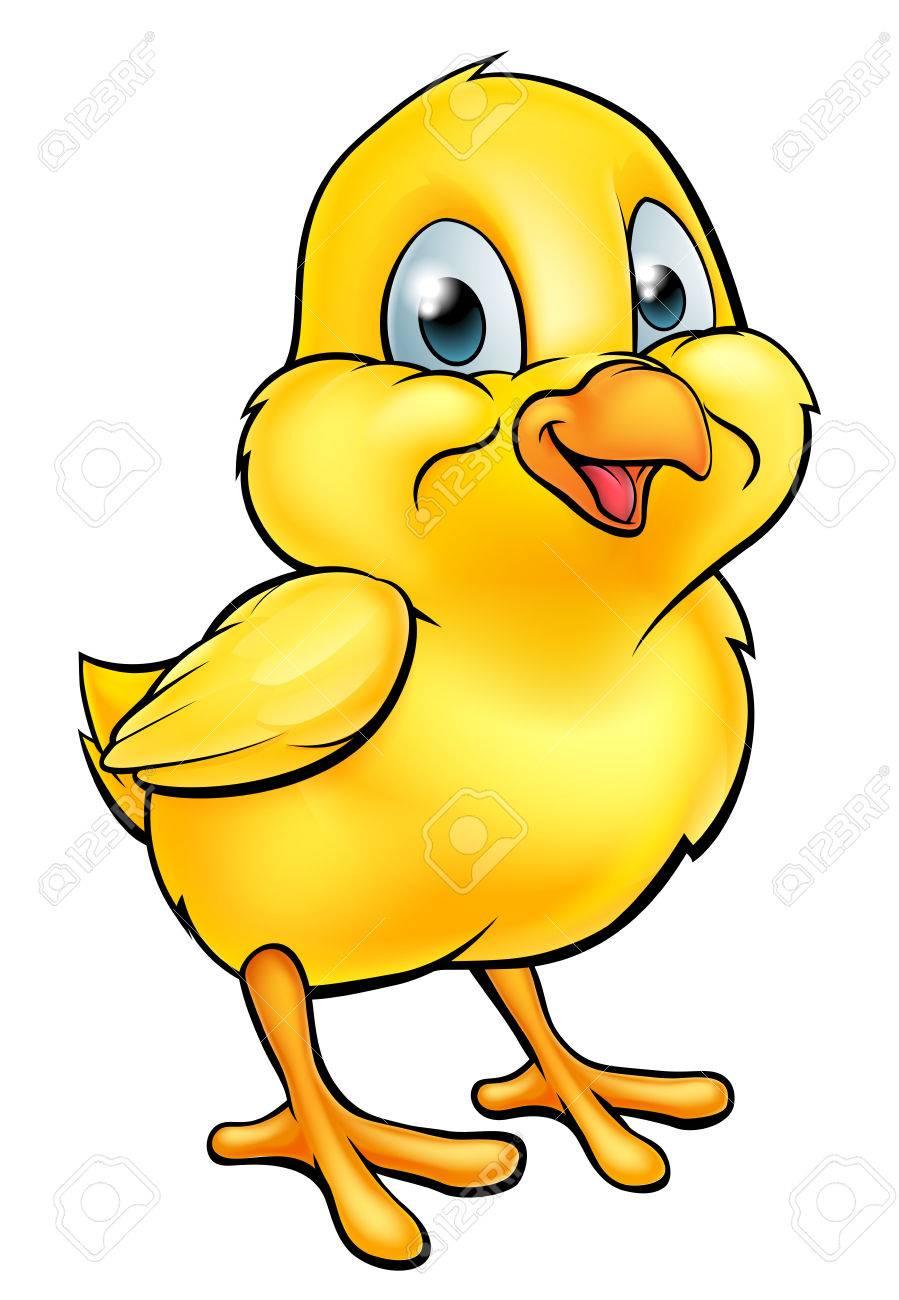 Baby Chicken Clipart