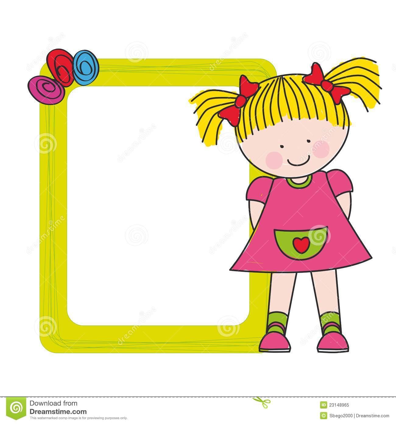 1300x1390 Frame Clipart Kindergarten