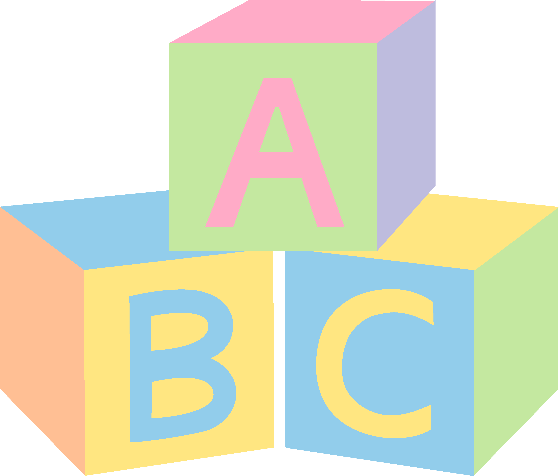 5170x4401 Pastel Abc Baby Blocks