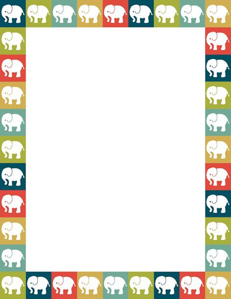 Baby Clipart Borders Free Download Best Baby Clipart Borders On