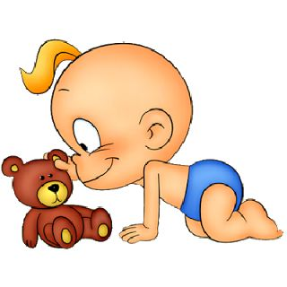 320x320 Baby Clipart Gif
