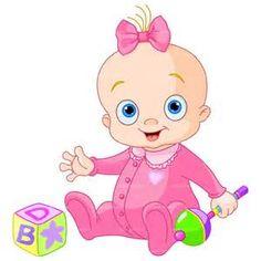 236x236 Baby Girl Clip Art 1893570.jpg Artnamed Clipart