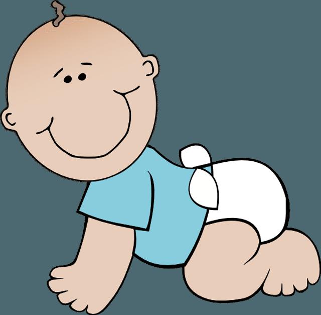 640x627 Baby Boy Free Baby Shower Clip Art