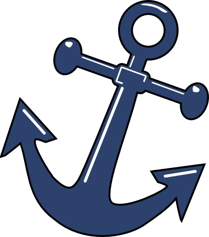 700x793 Baby Anchor Clipart Free Clipart Images