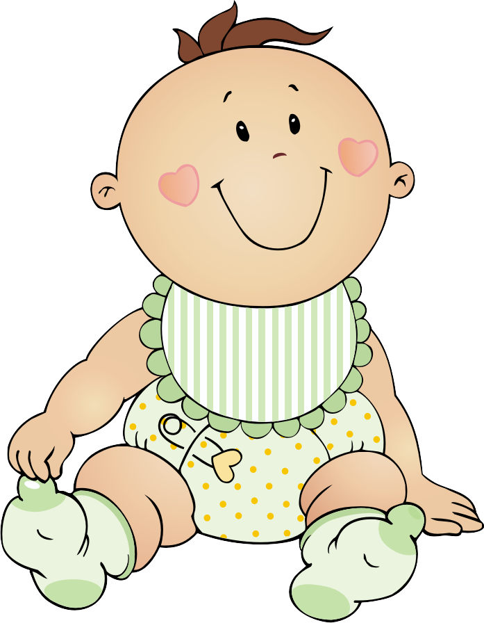 697x896 Baby Clipart Transparent Background
