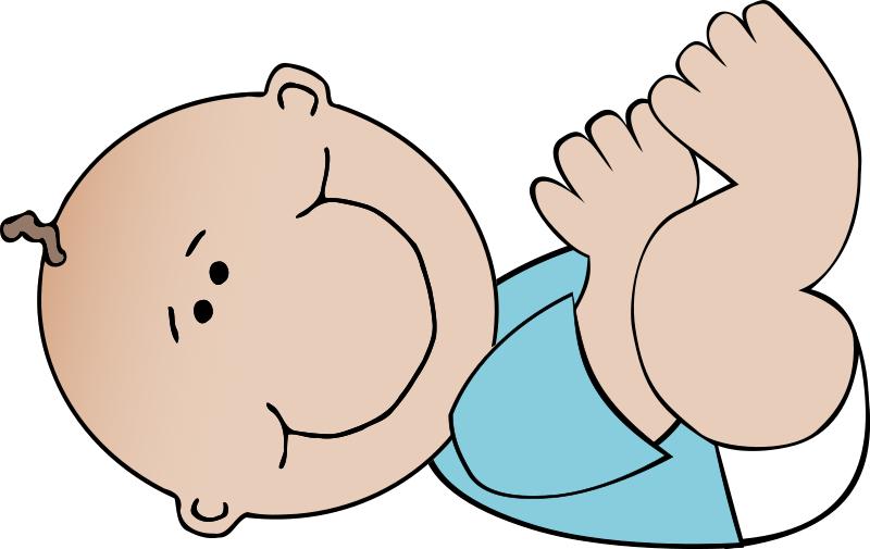 800x505 Baby Boy Clipart