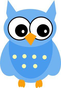 236x338 Girl Owl Clip Art, Baby Shower Owl Digital Clipart Set