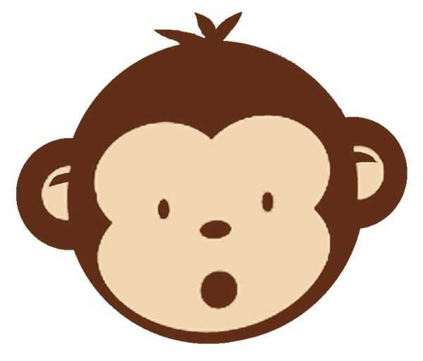 600x512 289 Best Monkey Images On Monkey Nursery, Monkey Baby