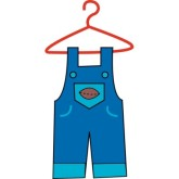 165x165 Boys Baby Clothes Clipart