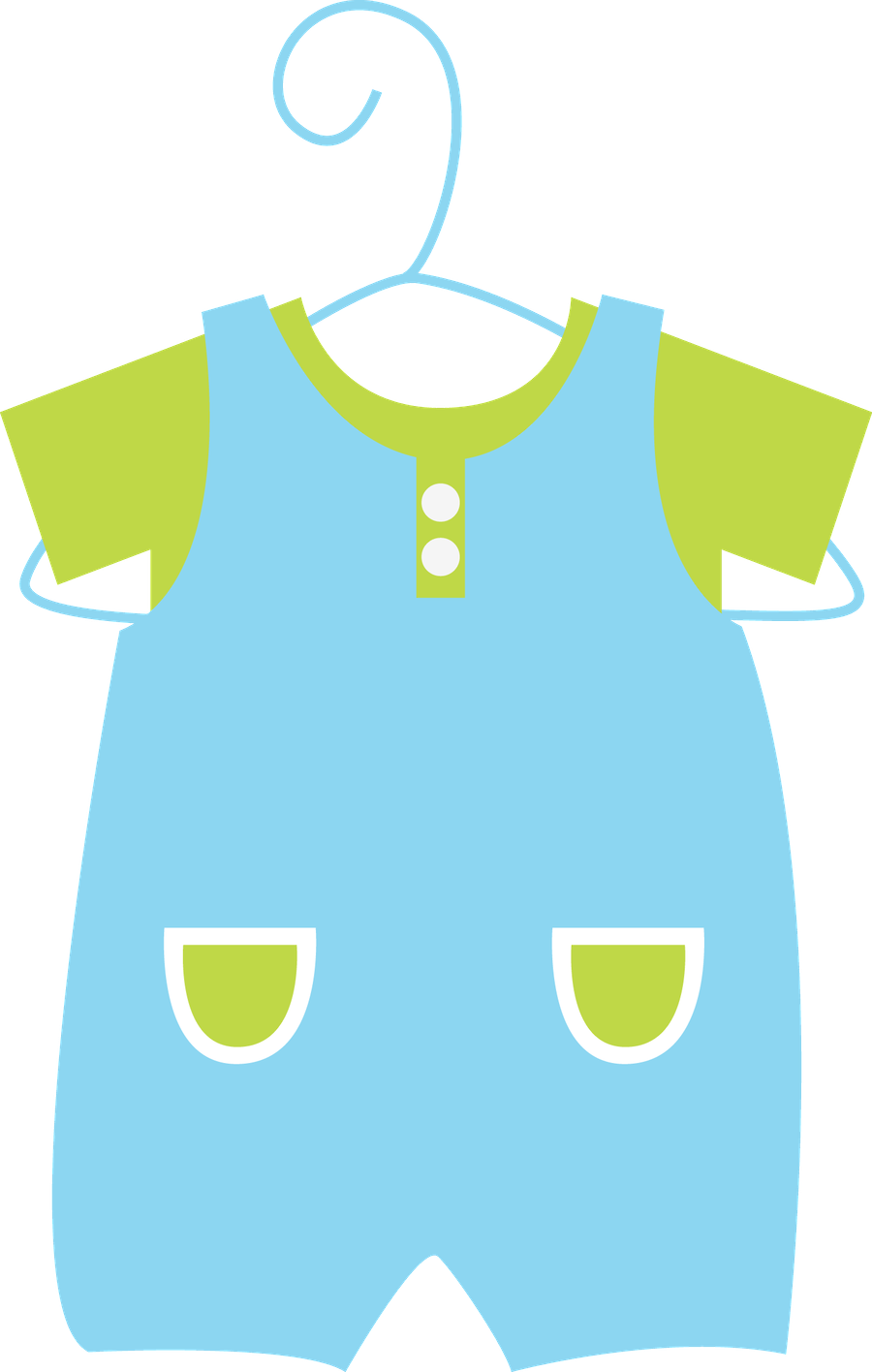 Baby Clothesline Clipart Free Download Best Baby