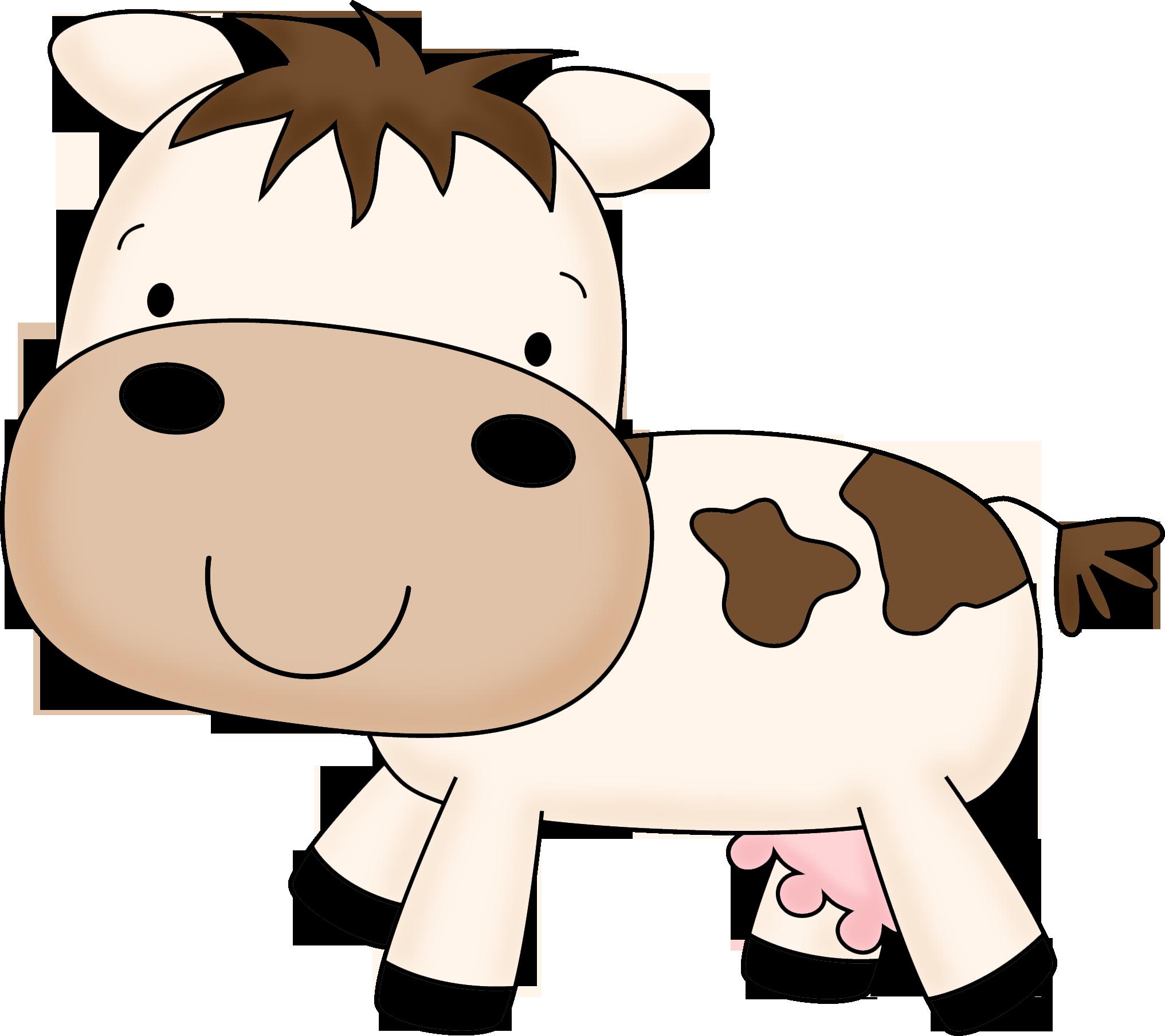 2033x1808 Cow Clipart Vector Cute Simple Outline