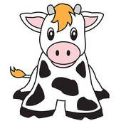 170x170 Baby Cow Clipart