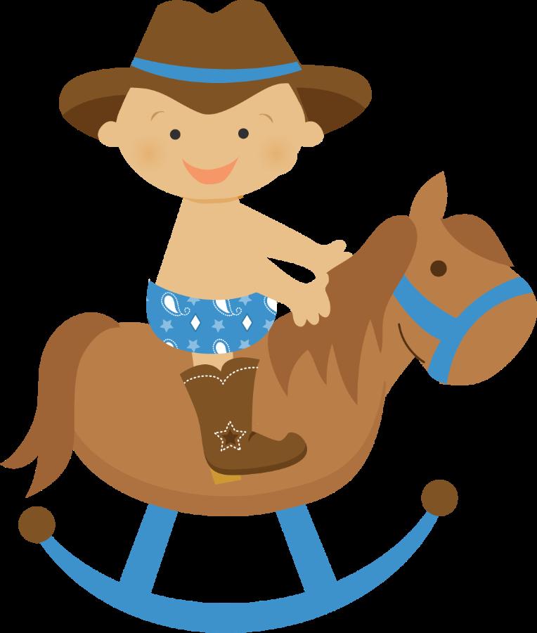 764x900 Cowboy Clipart Baby Cowboy