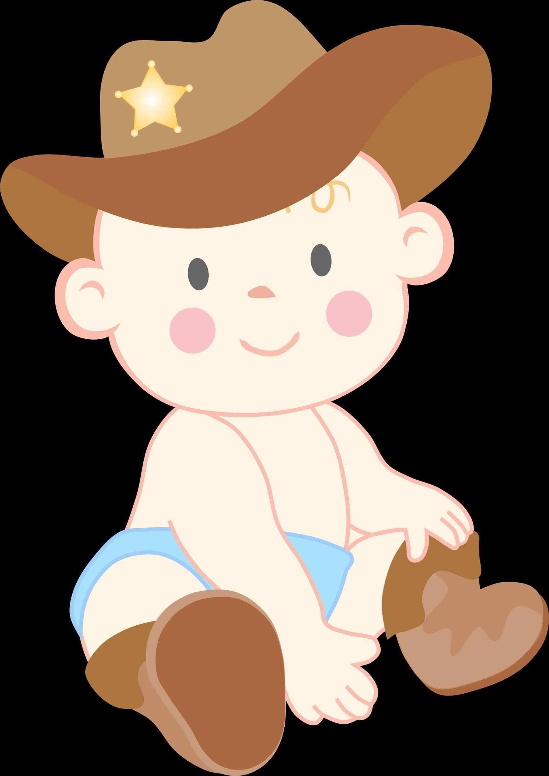 1899x2685 Baby Cowboy Boot Drawing