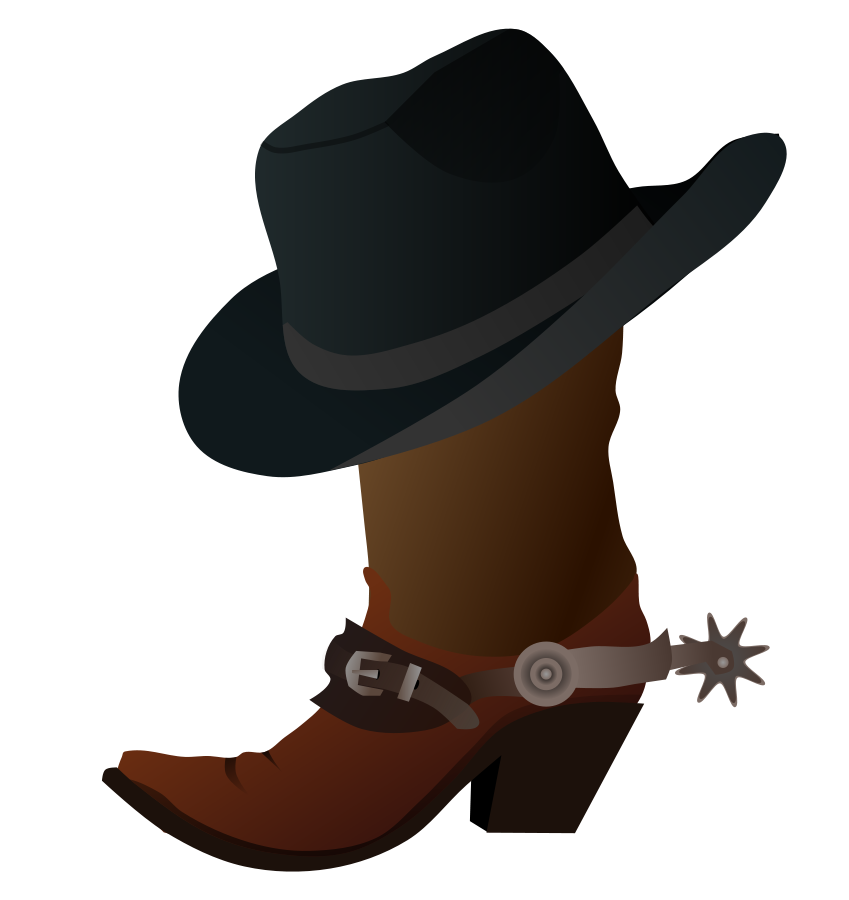 849x900 Baby Cowboy Boots Clipart Free Clipart Images