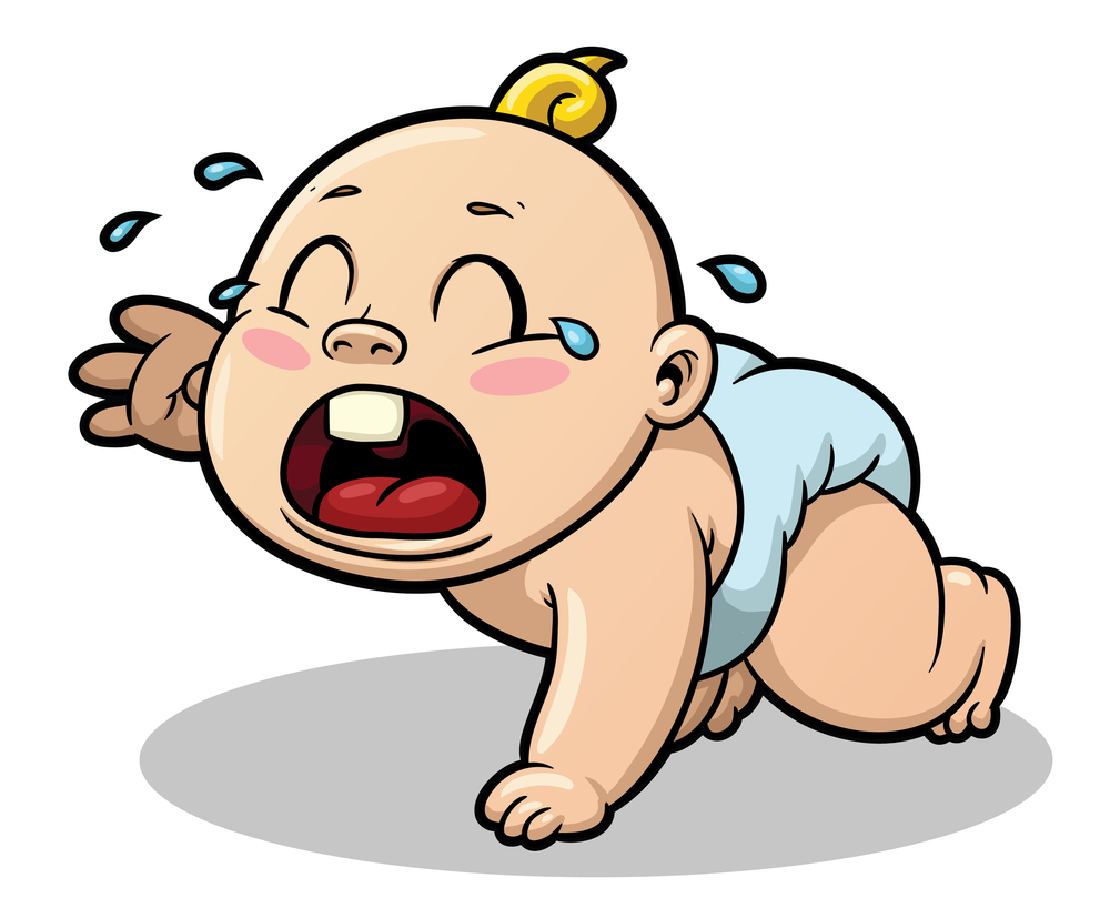 1000x827 Crying Baby Clip Art
