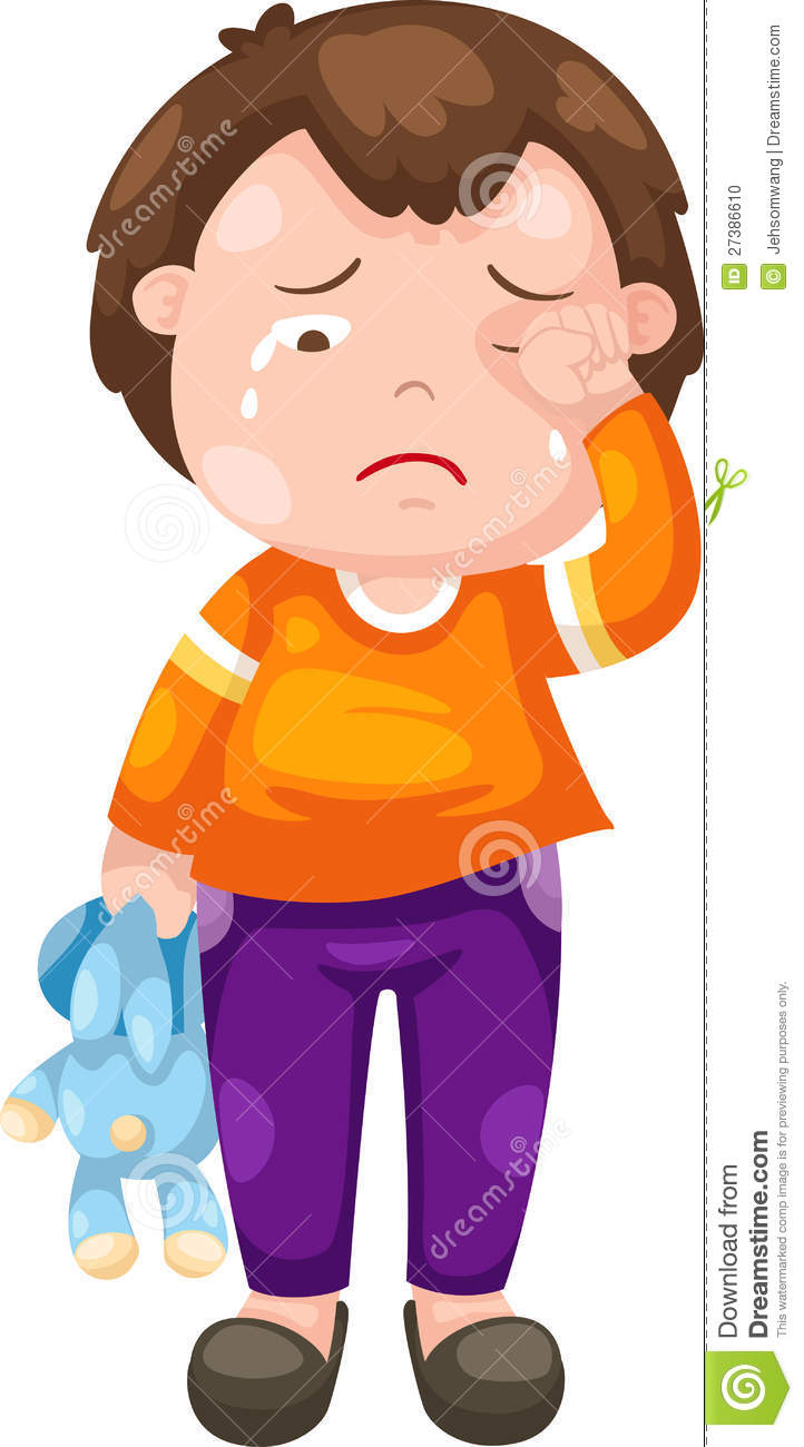 722x1300 Crying Clipart Crying Boy Clipart
