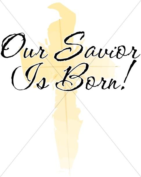 486x612 Baby Jesus Lifted Up Nativity Word Art