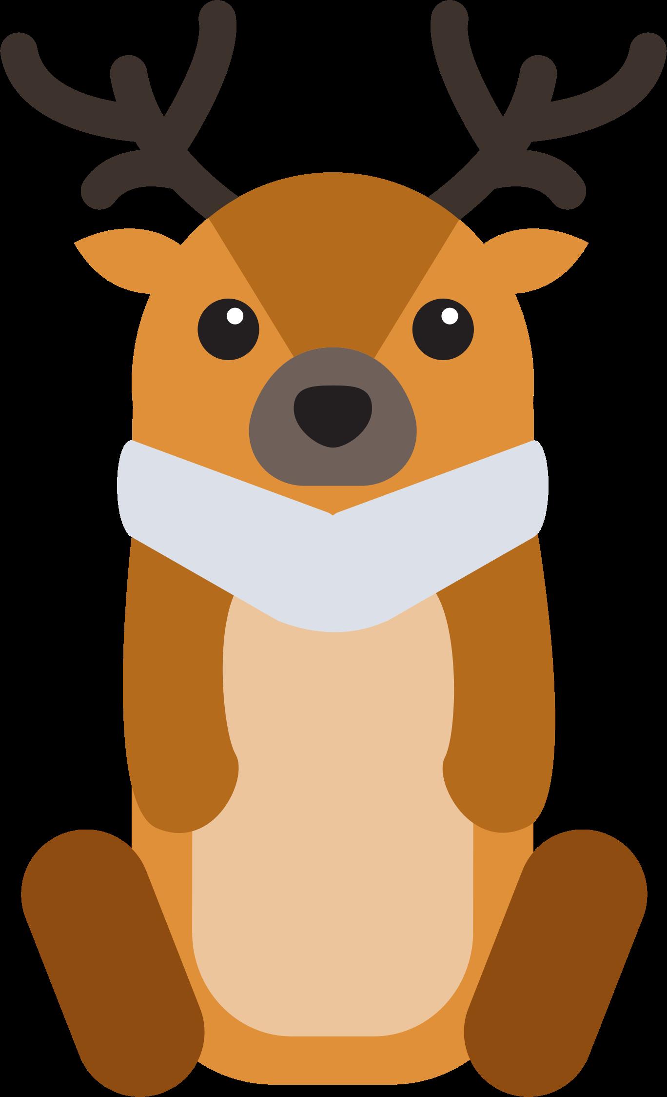 1368x2248 Antler Clipart Baby Deer