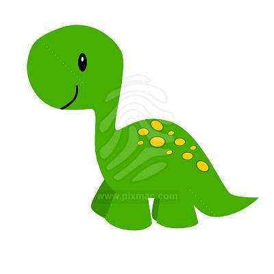 400x400 Dinosaurs Cartoon On Cartoon Clipart Panda