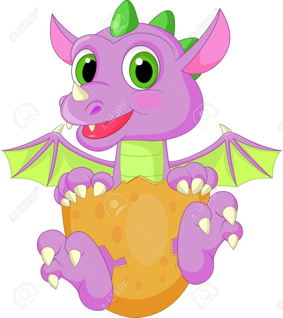 1160x1300 Baby Dinosaur Cartoon Hatching Royalty Free Cliparts, Vectors,