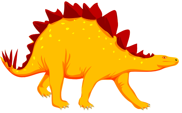 600x373 Baby Dinosaur Clip Art