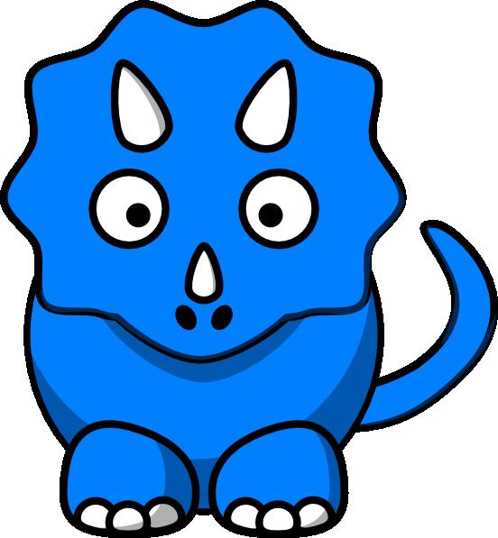 552x597 Clipart Baby Dinosaur