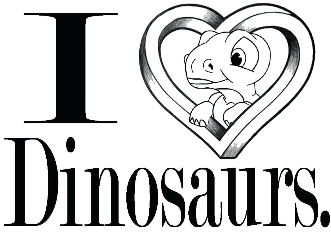1100x800 59 Cool Dinosaur Coloring Pages To Print Train Printable Dinosaur