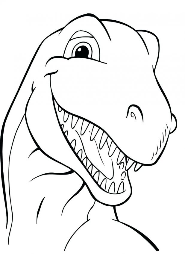 618x915 Dinosaurs Coloring Page 92 Astounding Allosaurus Baby Pages