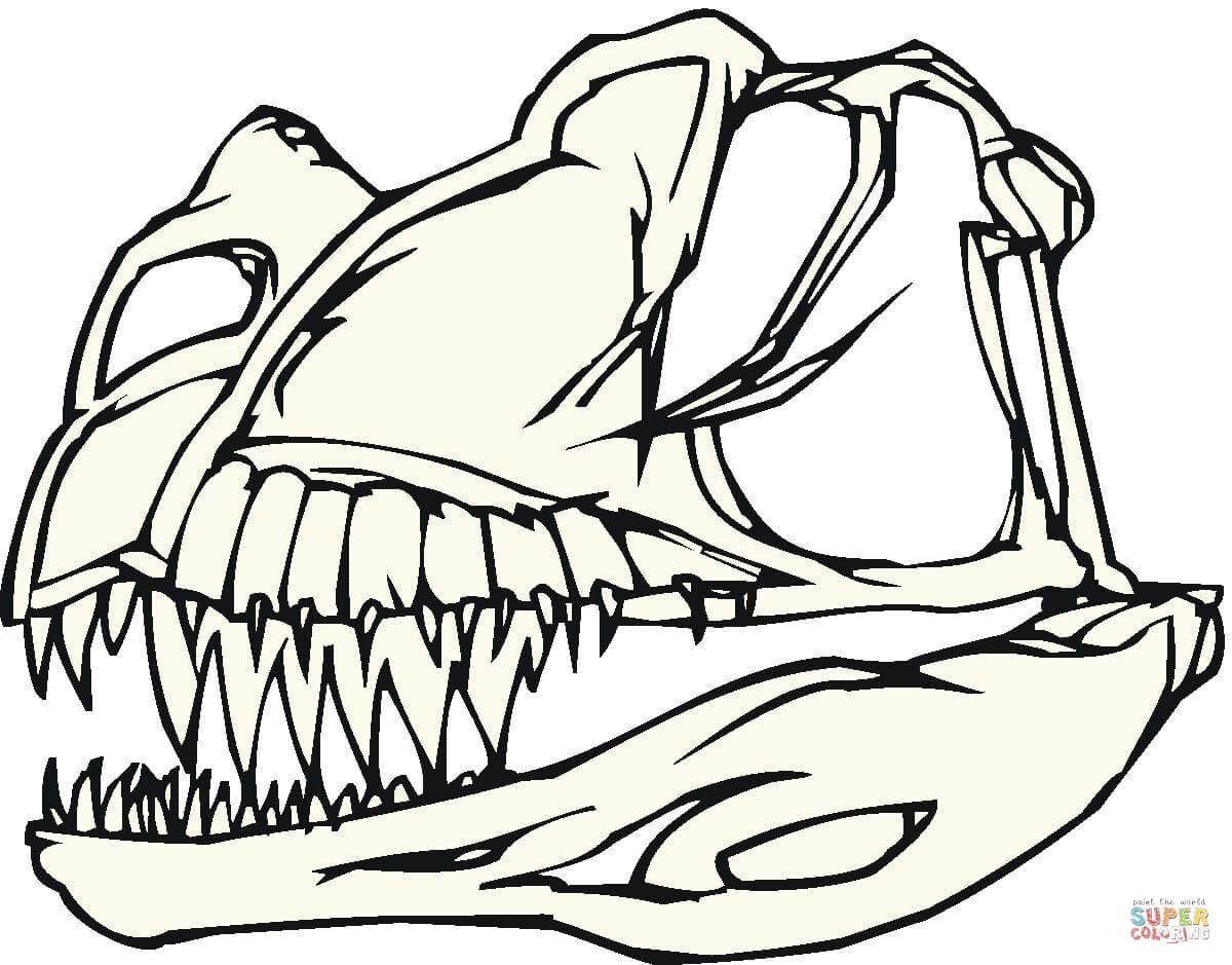 1200x939 Cute Cartoon Dinosaur Coloring Page Free Printable Coloring Pages