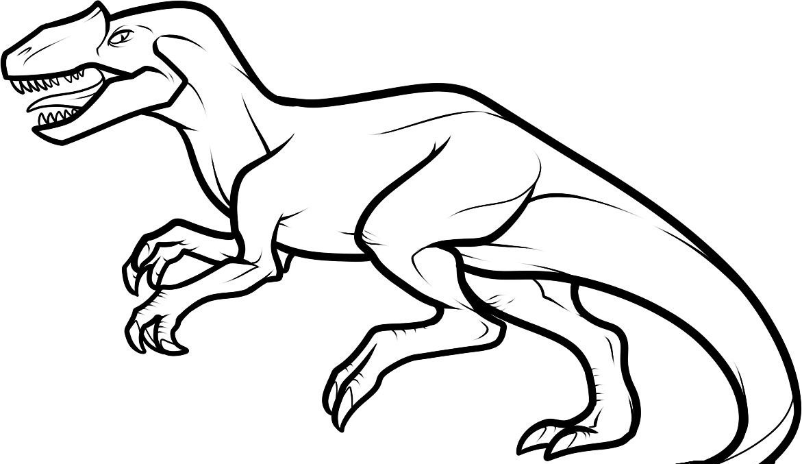 Baby Dinosaur Coloring Pages Free Download Best Baby