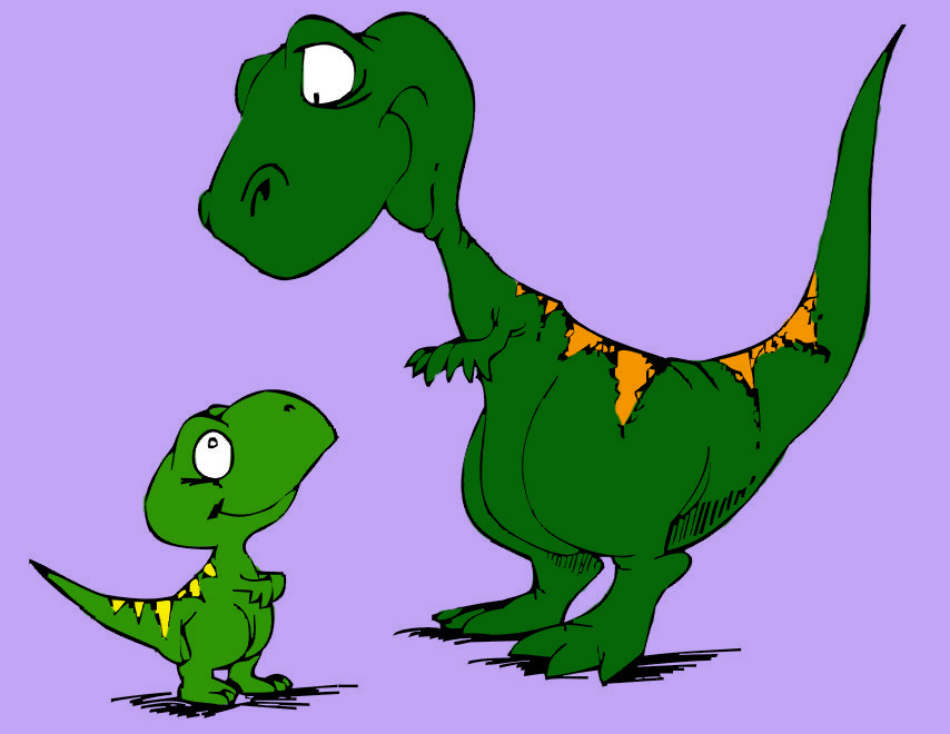 854x660 Baby Dinosaur Pictures