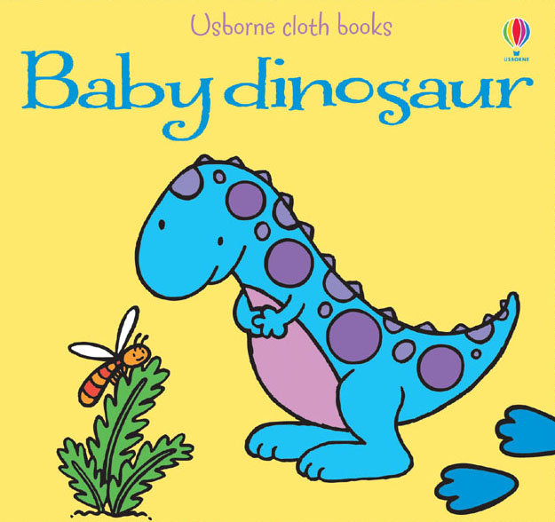 625x588 Baby Dinosaur Cloth
