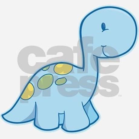 460x460 Cute Baby Dinosaur