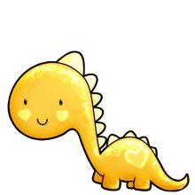220x220 Cute Dinosaur Cartoon Cartoon, Rock