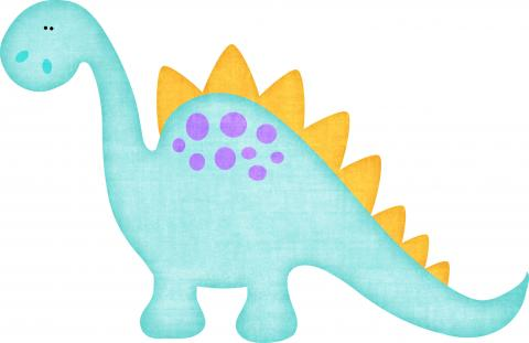 480x311 Dinosaur Baby Shower Invitations