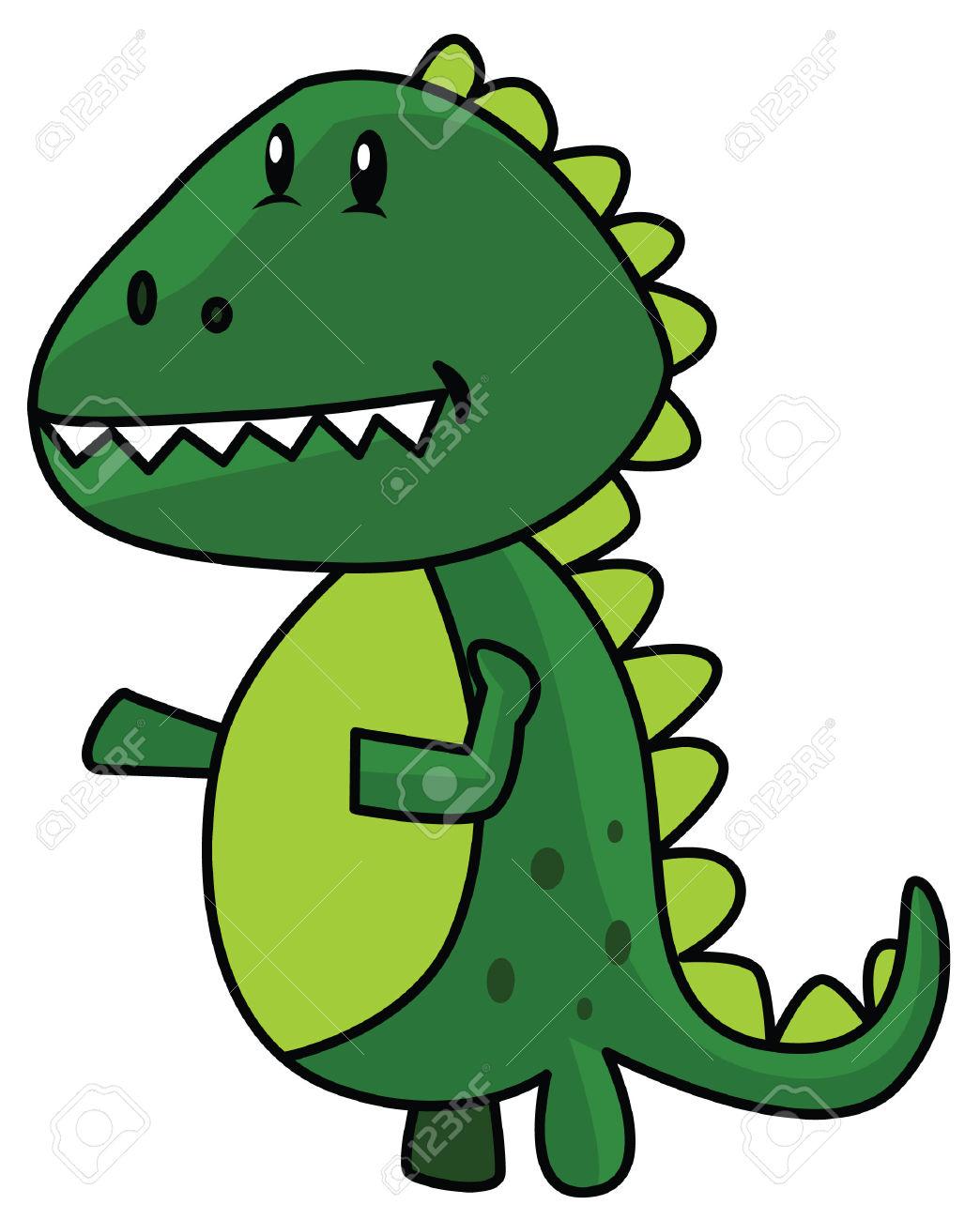 1044x1300 Funny Dinosaur Clipart