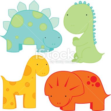 Baby Dinosaurs Cartoon