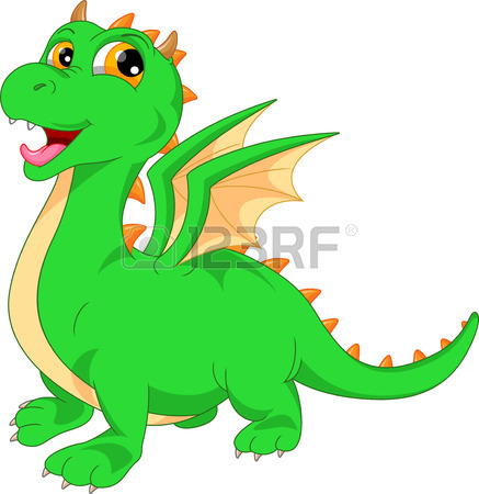 437x450 Cute Baby Dinosaur Cartoon Royalty Free Cliparts, Vectors,