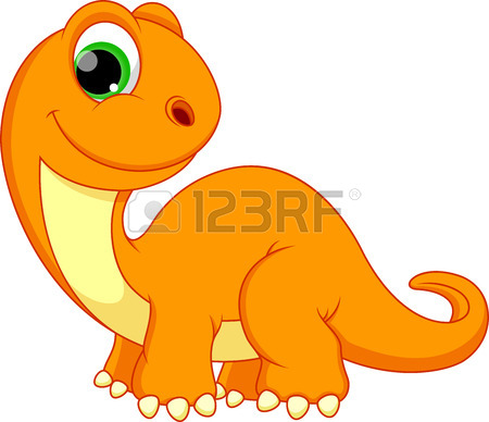 450x388 Dinosaur Cartoon Royalty Free Cliparts, Vectors, And Stock