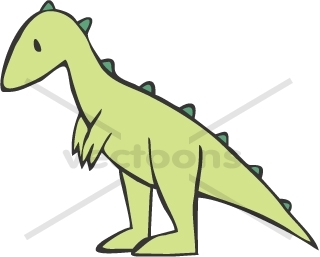 320x257 Baby Dinosaur Cartoon