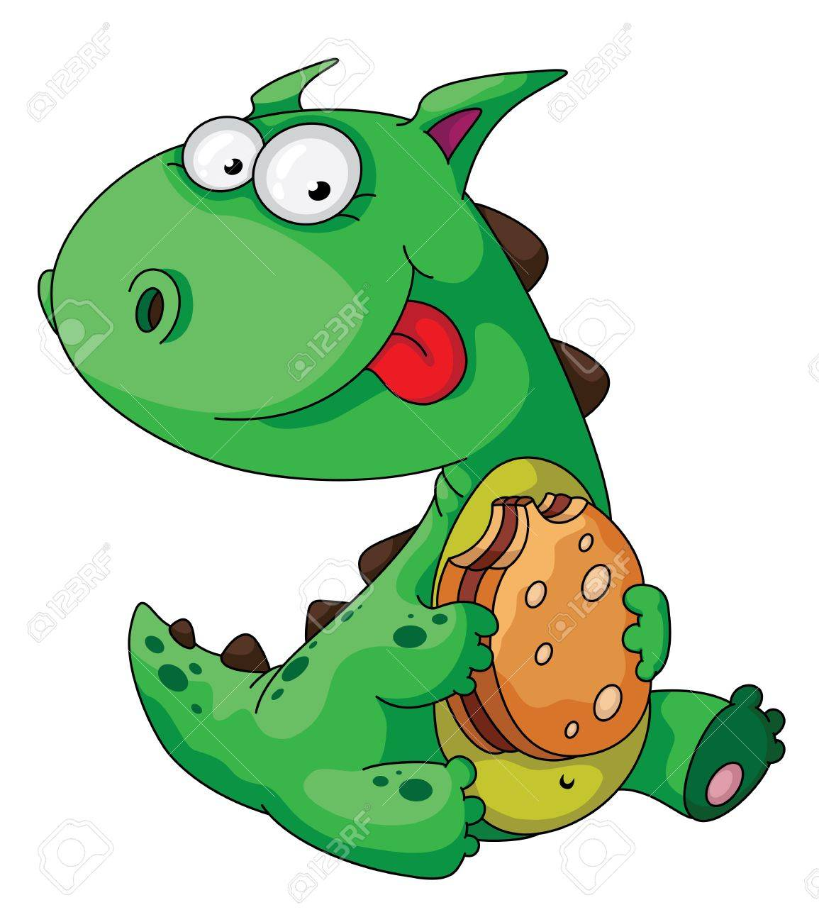 1155x1300 Cartoon Dinosaur Stock Photos. Royalty Free Cartoon Dinosaur
