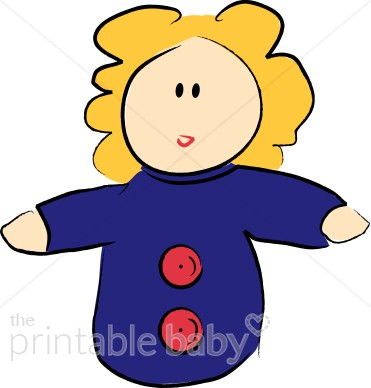 371x388 Cartoon Rag Doll Clipart Doll Clipart