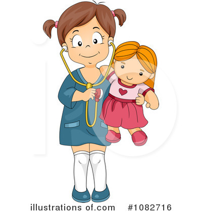 400x420 Doll Clipart Gril