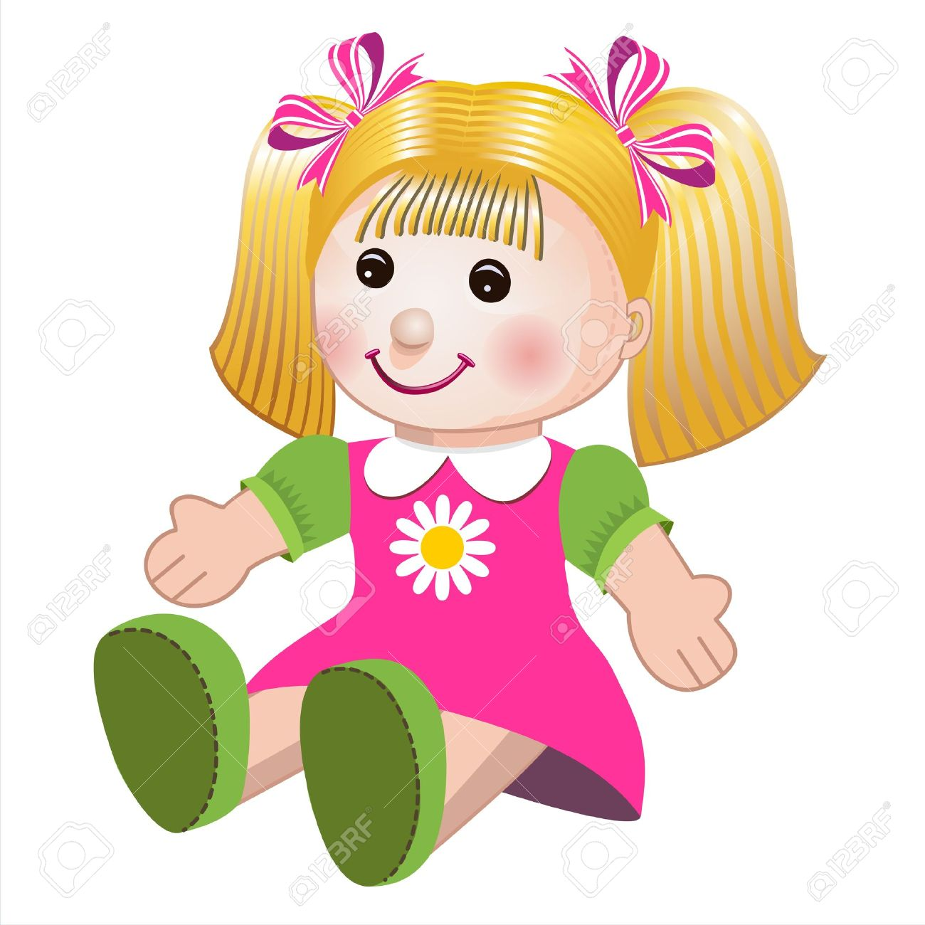 1300x1300 Doll Clipart Toy Doll