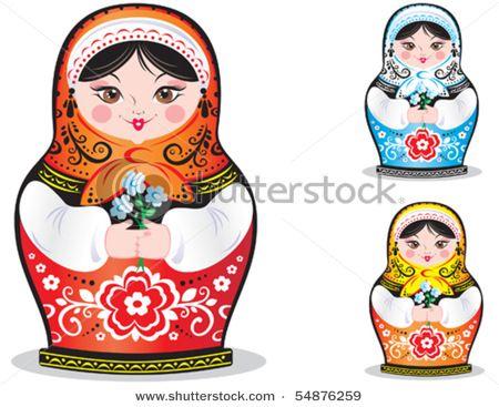 450x367 143 Best Encantadoras Matrioshkas Images Doll