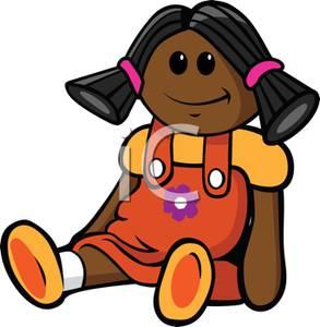 293x300 Ragdoll Clipart Baby Doll
