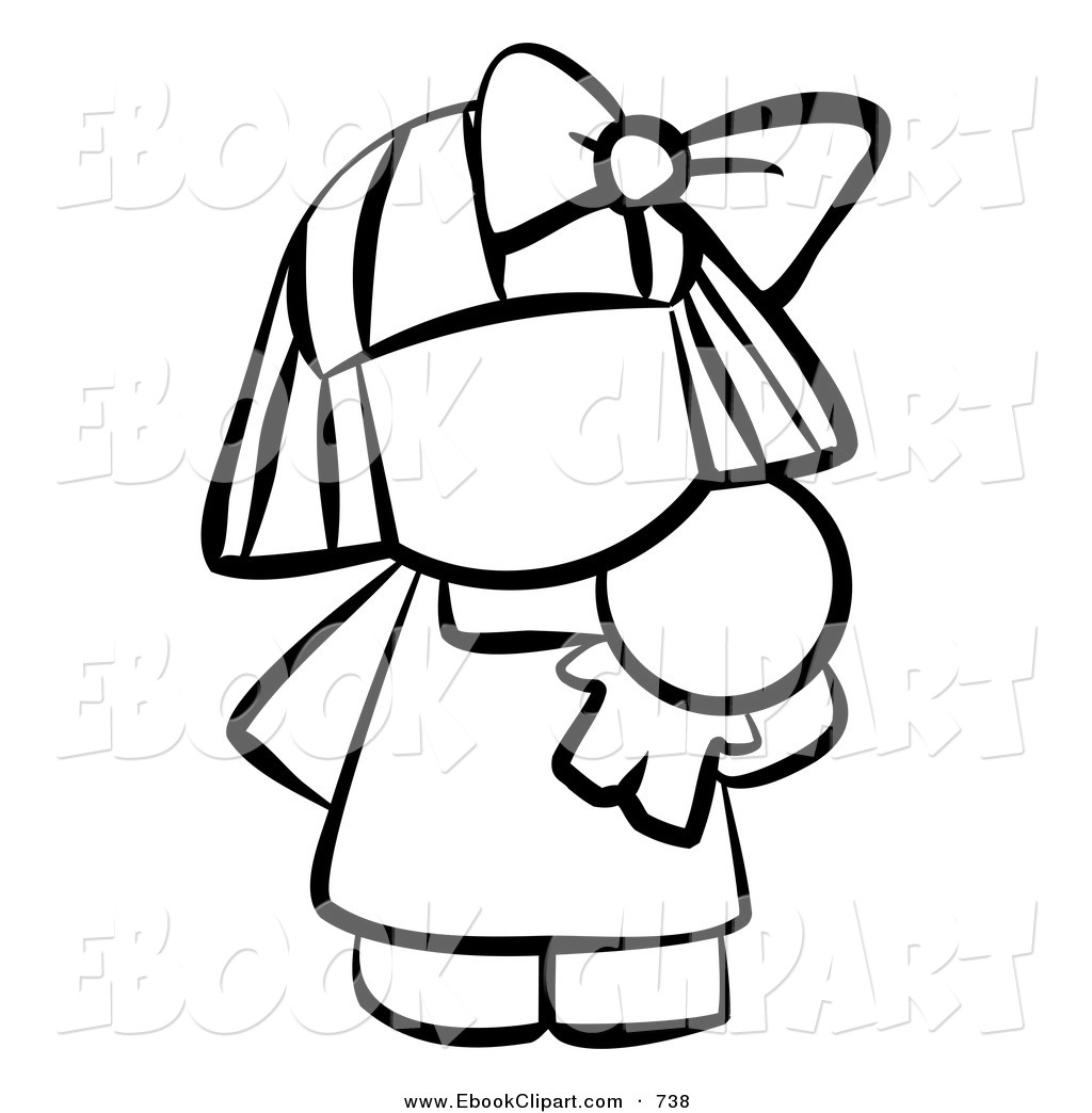 1024x1044 Doll Clipart Black And White Clipart Panda